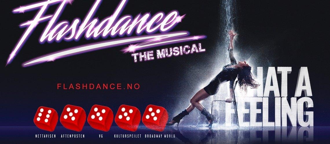 Fantastiske anmeldelser for Flashdance