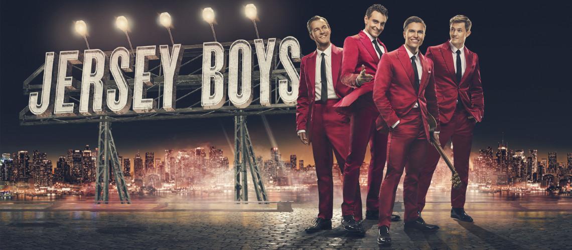 JERSEY BOYS får endelig ny premieredato!