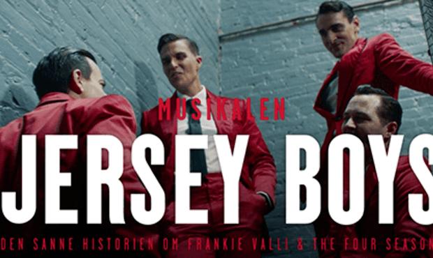 Jersey Boys castet er klart