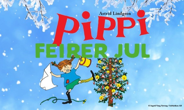 Pippi feirer jul
